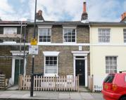 Terraced property in Hetherington Road...