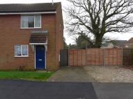 2 bed semi detached house to rent in Wordsworth Drive, DEREHAM