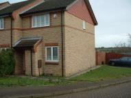 End of Terrace home in Hamilton Close, Swaffham...