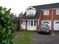 semi detached property in Firethorn Close...