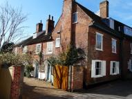 End of Terrace property in Back Street, Reepham...