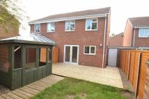 3 bedroom semi detached home in Canford Heath