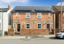 semi detached home for sale in Lime Walk, Headington...