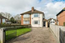 3 bedroom semi detached property for sale in Burdell Avenue...