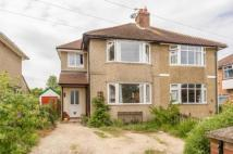 4 bedroom semi detached property for sale in Burdell Avenue...