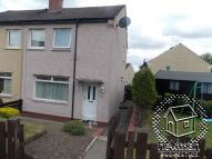 2 bedroom semi detached property for sale in Falside Crescent...