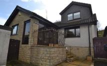Detached house for sale in Arden View Airdrie Road...