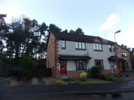 semi detached home for sale in Foxknowe Place...
