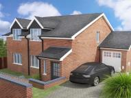 4 bedroom new house in Lichfield Road...