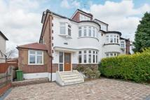 4 bedroom semi detached property for sale in Burlington Lane, London...