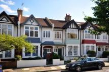 4 bedroom Terraced property in Hamilton Road, London, W4