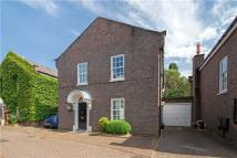 Detached house for sale in Boston Gardens, London...