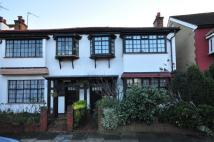 3 bed semi detached house in Ramillies Road, London...