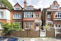 semi detached home for sale in Fairfax Road, London, W4