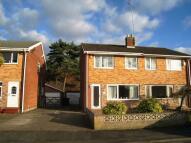 semi detached property in Margaret Road, Penwortham
