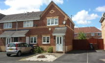 2 bedroom semi detached home in Cloughfield, Penwortham...