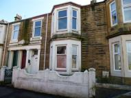 4 bed Terraced home in Sidney Street, Saltcoats...