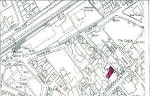 Plot for sale in Castle Street, Maybole...