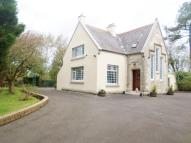 Detached house in Irvine Road, Kilwinning...