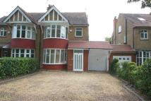 4 bed semi detached house in Elms Road, HARROW WEALD