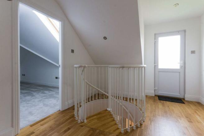 Spiral Stairca...