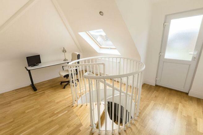 8 Spiral Stair...