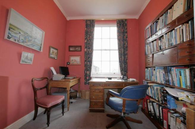 Study/Bedroom ...