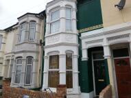 Terraced home in Lyndhurst Road...
