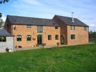Near Barn Conversion to rent