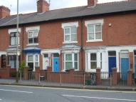Terraced property in Fosse Road North...