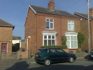 2 bedroom semi detached property in Sandford Road, Syston...