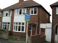 3 bed semi detached house in Oakthorpe Avenue...