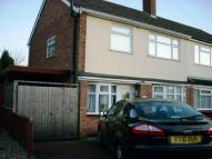 semi detached house in Jubilee Road...