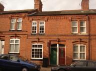 Terraced property in St. Leonards Road...