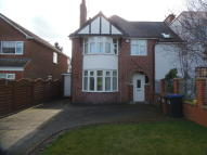 4 bedroom semi detached home to rent in Leicester Road...
