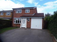 3 bed Detached property in Lancaster Court, Groby...