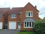 4 bed Detached home in Broombriggs Road...