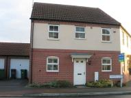 3 bedroom semi detached home in Lawson Close, LE12