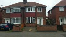 3 bedroom semi detached home in Buckminster Road...