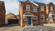 Gregorys Close semi detached property to rent