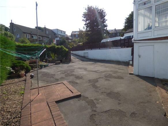 Parking/Front Garden