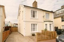 3 bed semi detached property in St James Road...