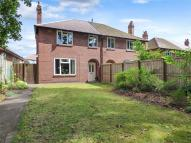 St. Winifreds Road semi detached house for sale