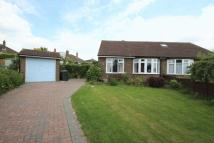 2 bed Semi-Detached Bungalow in Pen Way, Tonbridge