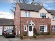3 bedroom Detached house in Pinfold Green, Staveley...