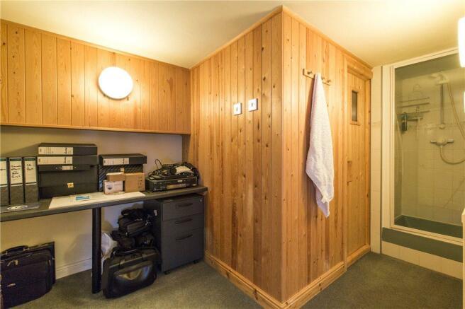 Study/Sauna