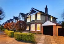 Detached property for sale in Teignmouth Road, London