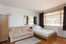Nell Gwynn House Studio flat for sale