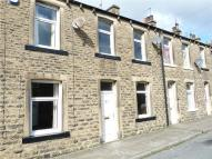 Terraced house in Clitheroe Street...