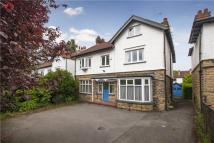 Detached house for sale in Otley Road, West Park...